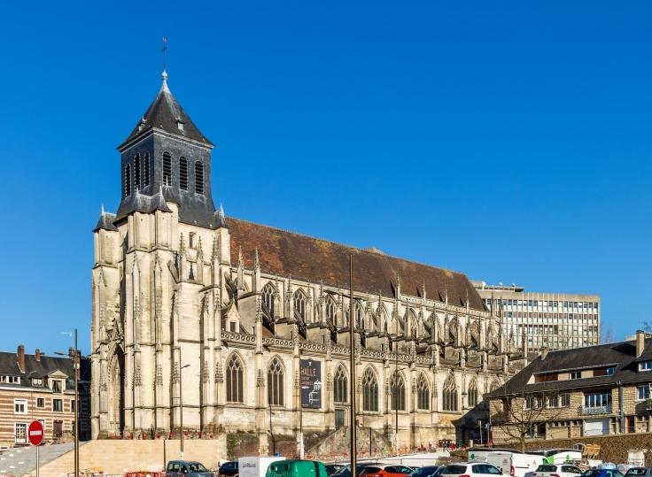 Église Saint-Jacques, Lisieux
